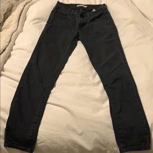 Levi's Super Skinny 710 Jean size 28